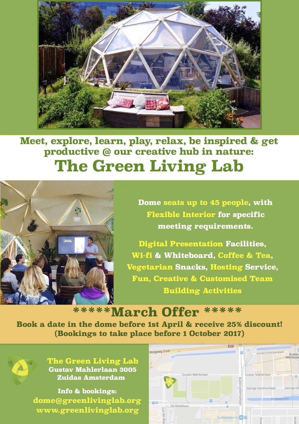 Green Living Lab March