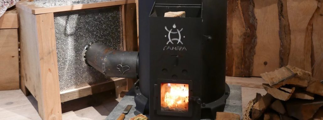 A Rocket Mass Heater for the Green Living Lab – Green Living Lab